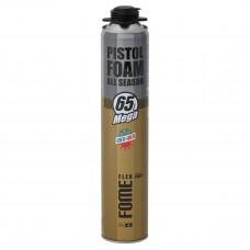 Montavimo putos Fome Flex All Season Mega Pistol Foam 65l, 870ml