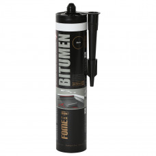 Hermetikas bituminis juodas, Bitumen Fome Flex, 300 ml