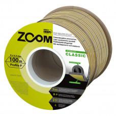 """Sandarinimo juostelė """"P"""", balta, Classic ZOOM, 100 m"""