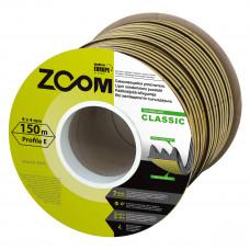 """Sandarinimo juostelė """"E"""", juoda, Classic ZOOM, 150 m"""
