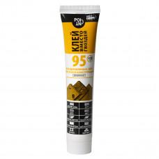 Klijai vinių pakaitalai POINT 95, medinėms,OSB konstr., skaidrūs 80 ml