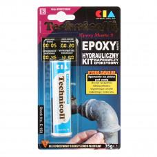 Epoksidinis glaistas, santechninis, 35 g, Techniqll, E-150