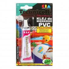 Klijai minkštam plastikui, 20 ml, Techniqll, R-334
