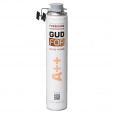 Purškiama termoizoliacija šalčio tiltams  A++ GUDFOR