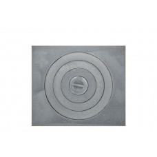 Viryklės plokštės puselė 460x400mm A16O