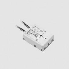 Jungiklis bekontaktinis 12V MAX 50A IP20 GTV , kabelis 150 mm