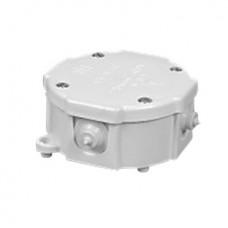 Dėžutė P-1, IP41, 80*36 + kontaktai 4x2.5mm
