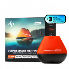 Echolotas Deeper Fishfinder Start, Wi-Fi