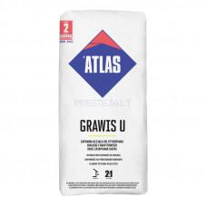 Atlas GRAWIS U 25 kg klijai PPS plokštei