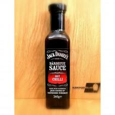 Jack Daniel's barbecue sauce HOT CHILLI padažas