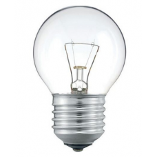 Lemputė kaitrinė skaidri MB, 40W, E27