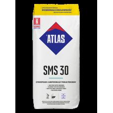 Išsilyginantis grindų mišinys Atlas SMS 30 25 kg