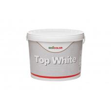 Dispersiniai dažai Top white , 1 l