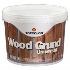 Gruntas medienai Wood Grund Universal , 10 l