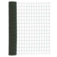 Tinklas tvoros ARGI Fence žalia 100x75 (2.2mm) 1m