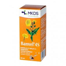 BANVEL HERBICIDAS VEJOMS, 30 ml