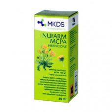 Nufarm MCPA herbicidas, 50 ml