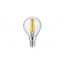 LED lemputė FILAMENT MB, E14, 4W, 3000K GTV