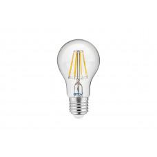 LED lemputė FILAMENT CL E27, 8W, 800lm, 3000K, 360* GTV