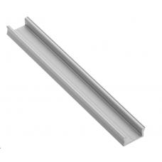 LED juostos aliuminis profilis GLAX mini 2m.