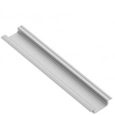 LED juostos aliuminis profilis GLAX įleidžiamas 2m.