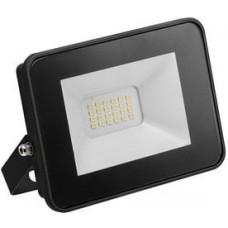 LED juodas šviestuvas GTV iLUX 100W, IP65, 6000K