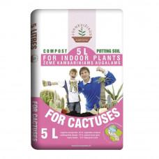 Kompostinė žemė kaktusams, 5 l