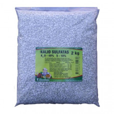 Kalio sulfatas, 2 kg