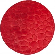Vonios kilimėlis Bellarina D60, raudonas