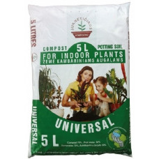 Kompostinė žemė universali, 5 l