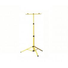 Laikiklis šviestuvams, geltonas, be šviestuvų, 164 cm, GTV