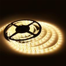 LED juosta 10.8W/m, 60LED/m, 3000K, IP20 (5 metrai)