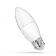 LED lemputė E27, CL, 7W, 3000K, 560lm, 180* LUMIXA