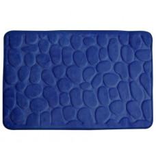 Kilimėlis voniai Rimini 60 cm x 95 cm, mėlynas