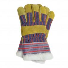 Žieminės odinės pirštinės PBSA