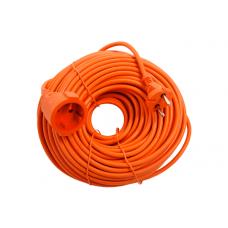 Prailgintojas oranžinis 2x1.5mm, 10m