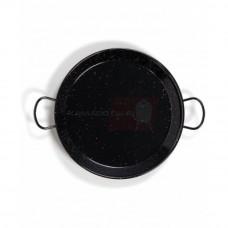 Paella emaliuota keptuvė, 24 cm