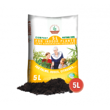Kompostinė žemė palmėms, 5 l