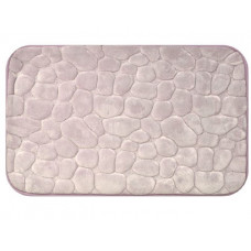 Kilimėlis voniai Rimini 60 cm x 95 cm, pilkas
