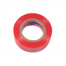 Izoliacinė juosta Vini-Tape raudona, 0.13 x 19mm x 20m