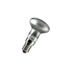 Lemputė kaitrinė skaidri reflektorinė R39, 30W, E14