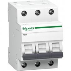 Automatinis išjungiklis SCHNEIDER K60N 3P/C40