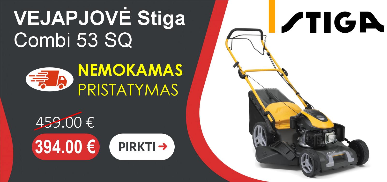 Vejapjovė Stiga Combi 53 SQ