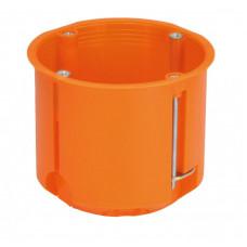 Montažinė dėžutė SIMET P60DF, GK, gili, 650*, oranžinė