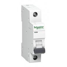 Automatinis išjungiklis SCHNEIDER K60N 1P/C25