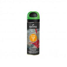 Žali fluorescenciniai žymėjimo dažai 500ml