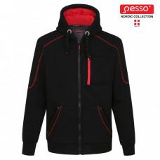 Šiltas džemperis su gobtuvu Pesso Portland XL