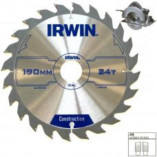 Pjovimo diskas 190x30(20,16)x24T 2,5 mm ATB