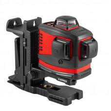Laz. matuoklis KAPRO 3D raudonu spinduliu