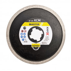 "Deimantinis diskas ""SAMEDIA"" KCM 125X22,23 X-LOCK"